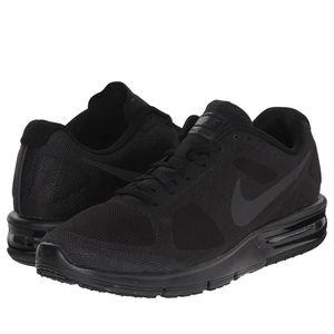 Nike Air Max Sequent Triple Black